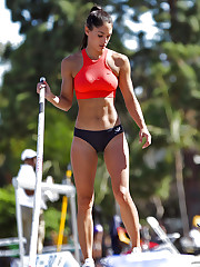 Allison Stokke images i like to jerk..