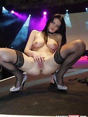 Download free Scandal on stage horny..