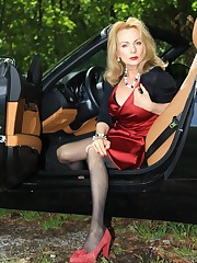 Mature  Mature Model Mary 54 Years Old..