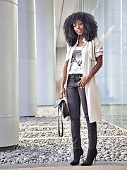 20 Cute outfits for Black Damsel girls..