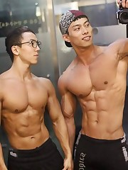 Japanese Muscle Hunks Hot Japanese Studs