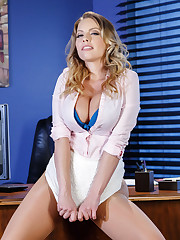 Office fabulous set from brazzers