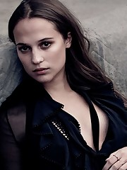 48  Alicia Vikander Bikini Pictures Are..