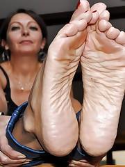 MATURE WRINKLED SOLES - Pics - sexhubx