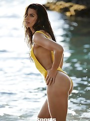 Alex Morgan Naked Body Paint & Sexy..