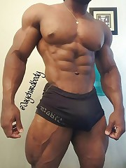 "Huge Black Boy N ° 33"" -.."