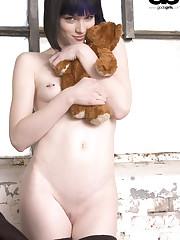 Supah White / Pale Skin Porn Star..