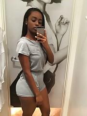 Pretty Black Chick Nude - Porno Images