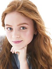 1224x1224 Sadie  Actress Photoshoot..