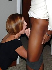 mummy and a large dark-hued cock. BBC..