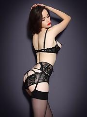 Few common info on black lingerie -..
