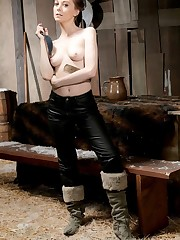 Scarlett Fay Game of Thrones Parody 048..