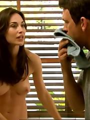 Claire Forlani Semi Full Nude Vid Caps