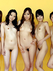 Hot chinese nubiles spurt their pants..