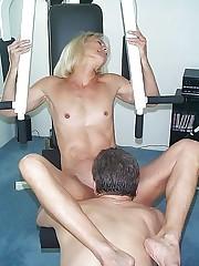 Blondie mature was unfaithful to her..