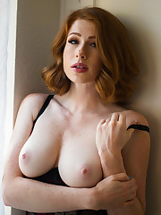 A freckled ginger-haired taunting from..