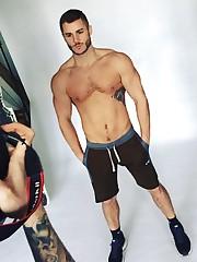 Austin Armacost Shirtless - Shirtless..