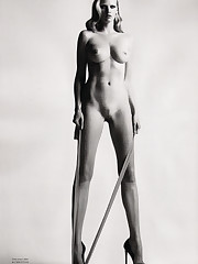 naomi campbel nude&francesca capaldi..