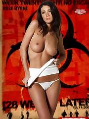 Rose Byrne Free Nude Celebs