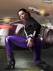 Saints Row cosplay - Pichunter