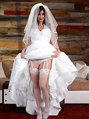 Sensuous wife Karina White was plumbed..