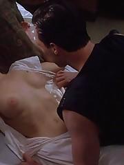 Alyssa Milano SemiFull Naked Pictures