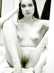 black and white art photos, naked,..