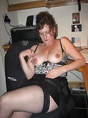 Mature tart Loves to suck cock and..