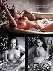 Секси Amina Malakona - Playboy..