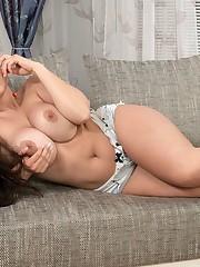 Spanish babe Marta La Croft has a cute..