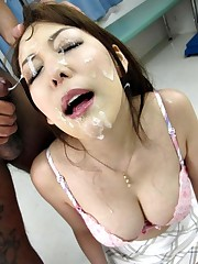 Damsel facial japanese xxx