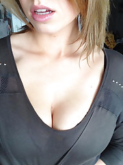 Cleavage…Don't Stare Too Lengthy..
