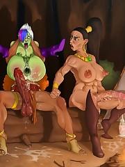 Futa bevy - 2345 - Hentai Hermaphroditism
