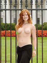 Rachel Jessie Redux Glamour Model..