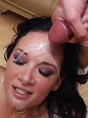 Humungous Facials 2 (2010) Adult DVD..