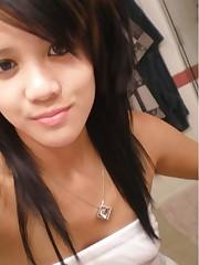 Taiwanese girl Robyn Redd's rosy..