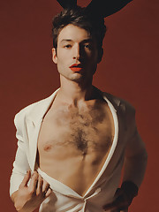 Ezra Miller Is the Non-Binary Icon the..