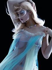 kylie-jenner-braless-in-see-thru-dress-..