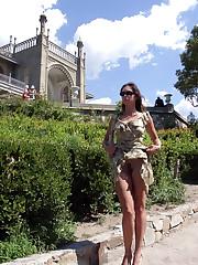 nude-in-russia present sexy Daria and..