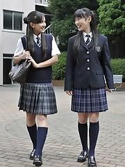 Asian College Uniforms(part2)-Current..