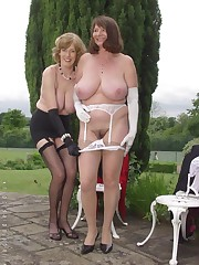 Antique mature nudes, hot photos of..