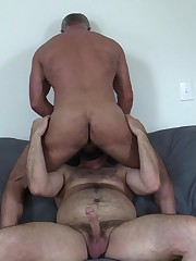 Topher Phoenix and Dale Savage Hairy..