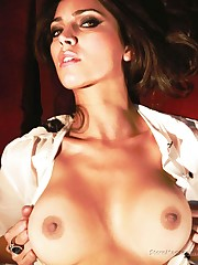 Super-steamy Brazilian Actress Solange..