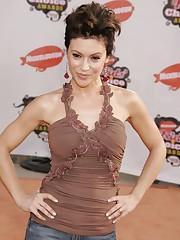 actress hot bikini: Alyssa Milano Sexy..