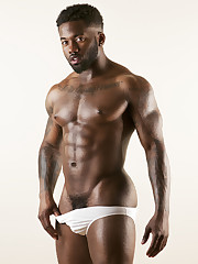 BLACK MAN BEAUTIFUL : Brandon Davis by..
