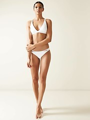 Reiss Renee - Triangle Bikini Top in..