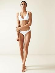 Reiss Renee - Triangle Bikini Top in..