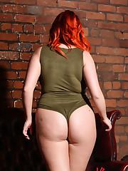 Lucy Vixen Dark Bodysuit - Prime Curves