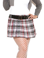 Plus size marvelous schoolgirl -..