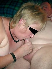 Wooly mature seduced neighbor to..